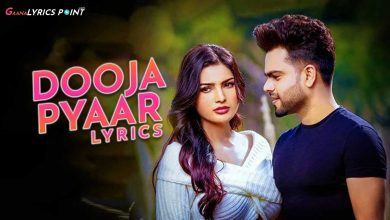 Dooja Pyaar Lyrics - Akhil - Punjabi Song Lyrics 2021
