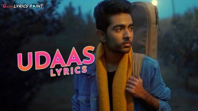 Udaas Song Lyrics - Khubi Ali & Sajjad Ali | GL Point