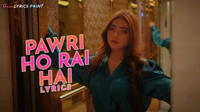 Pawri Ho Rai Hai Lyrics - Yaha Party Ho Rai Hai - Danish Alfaaz