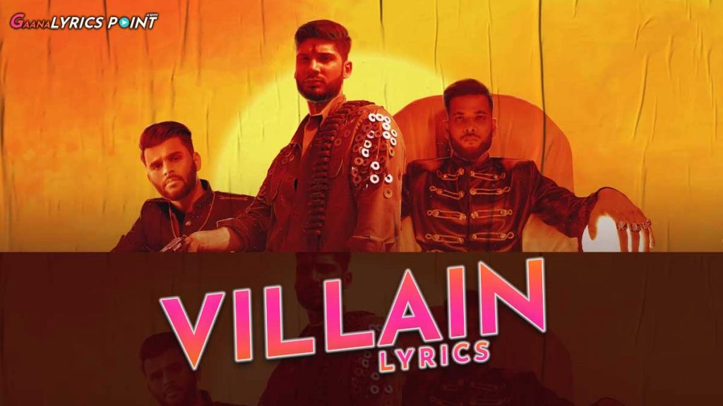 Villain Lyrics – KR$NA Ft. Karma & IKKA – Is Khel Ka Main Villain