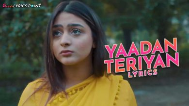 Yaadan Teriyan Lyrics - Arooj Fatima & Umair Chaudhry | GL Point