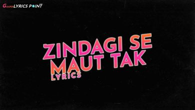 Zindagi Se Maut Tak Lyrics - Talha Anjum - Urdu & English Rap