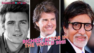 Top 15 Richest Actors In The World with Net Worth 2021